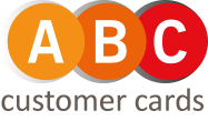 Logo of Customer casrds